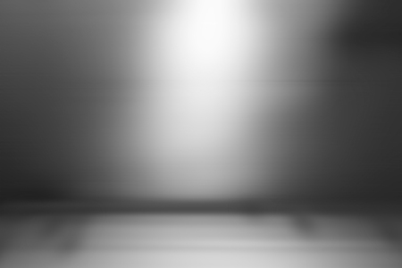 Grey gradient blurred abstract background.