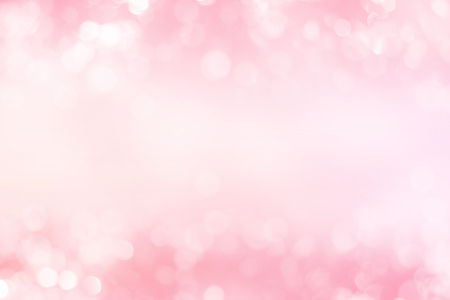pink background: Abstract pink tone lights background. Blurred background. Stock Photo