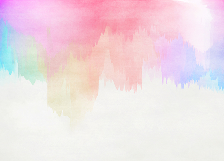 abstract art background: Abstract colorful watercolor for background. Digital art painting.