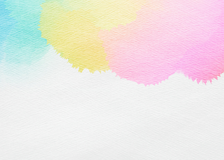 abstract art background: Abstract colorful watercolor background. Digital art painting.