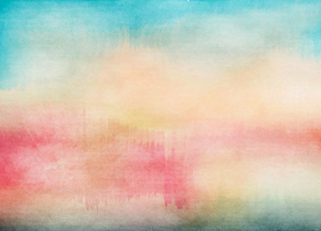 painting background: Abstract colorful water color for background. Digital art painting.