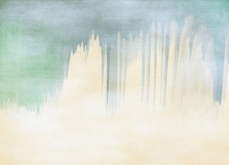 overflowing: Abstract colorful watercolor for background. Grunge background. Digital art painting.
