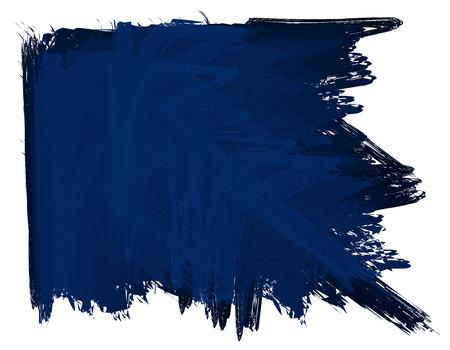 splattered: Watercolor Paint Splattered Shape. Grunge Background. Distress Texture.  Brush Stroke. Digital art painting. Stock Photo
