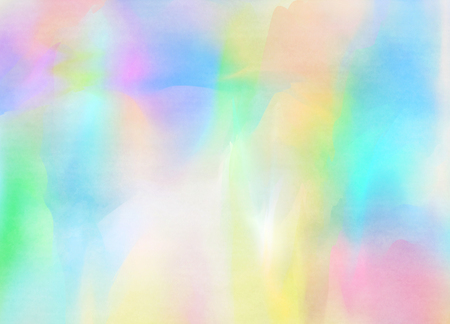 pastel color: Abstract colorful watercolor for background. Digital art painting.