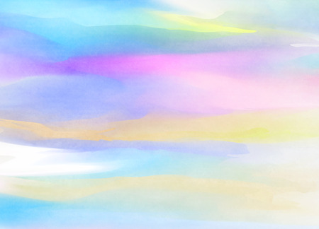 blue background texture: Abstract colorful watercolor for background. Digital art painting.
