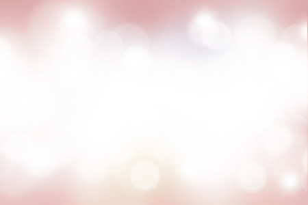 heaven background: Abstract Blurred pink tone lights background. Stock Photo