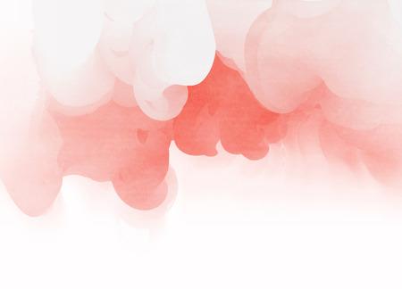 Résumé aquarelle colorée pour le fond. Peinture d'art numérique.