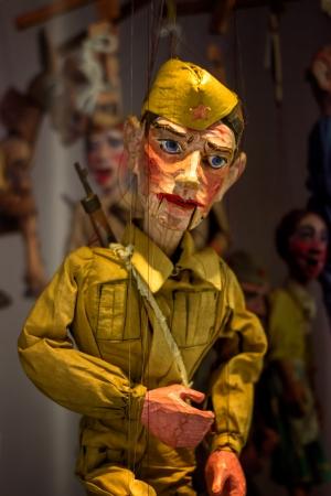 puppetry: Eslovenia, Marionetas de Liubliana, el Castillo Editorial