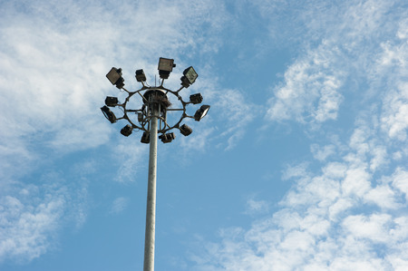 prominence: streetlamp