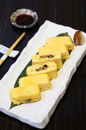 egg roll: Japanese Egg roll