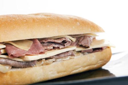 ham cheese: S�ndwich de queso Ham
