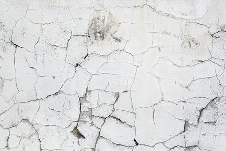 Antiguo muro de la grieta de la vendimia Foto de archivo