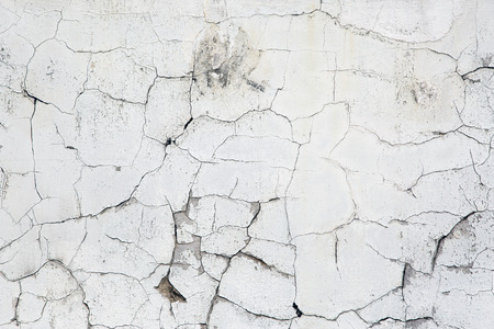 Old vintage crack wall Stock Photo