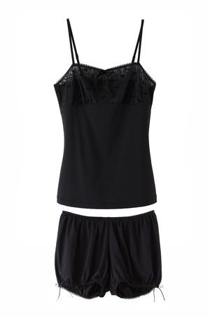 sleepwear: Beautiful satin sleepwear, the sleep mate for lady