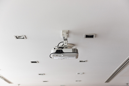 Projector hang on ceiling