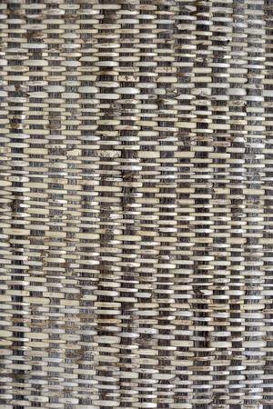 Bamboo weave design background Фото со стока