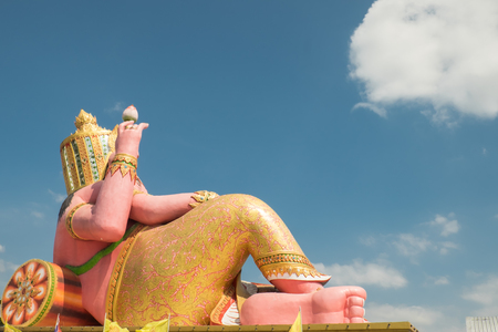 Ganesh, the largest in Thailand.