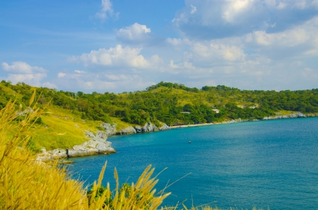 View of Ko Si Chang, Thailand Stock Photo - 17013309