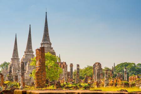 ayuthaya: Ayuthaya thailand Stock Photo