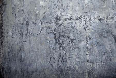 Grungy distressed stone wall photo
