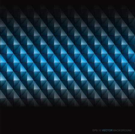 polygons: Abstract Blue Diamond background.  vector. Eps 10.