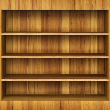 estanterias: Plataforma 3d libro de Madera