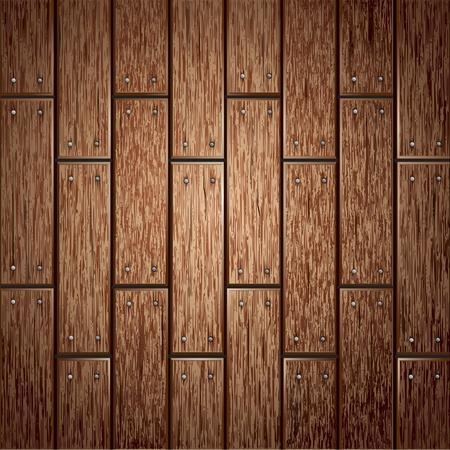 Wooden texture background  vector illustrator Stock Vector - 12801608