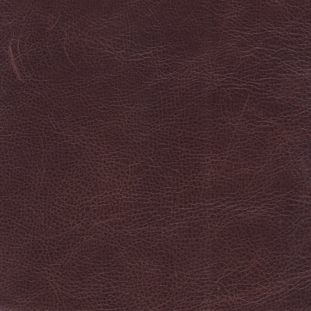 cow hide: Brown leather texture.