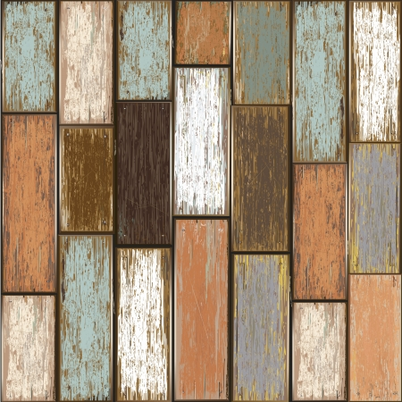 Old Wooden texture background Stock Vector - 14554216