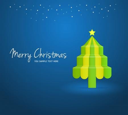 Christmas Greeting Card Stock Vector - 16272587