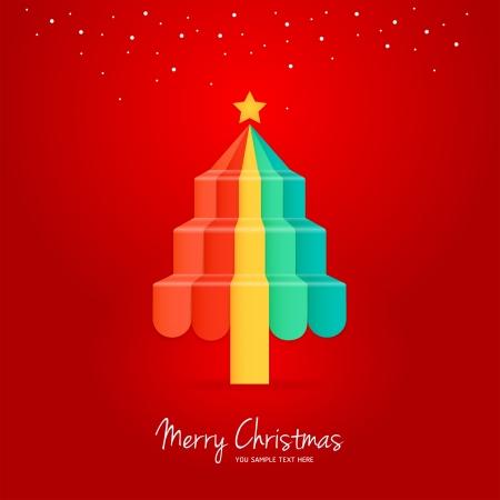 Christmas Greeting Card Stock Vector - 16272580