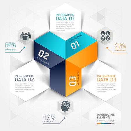 Современный бизнес инфографика