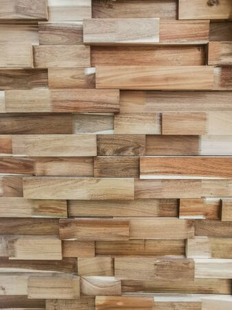 Modern wooden wall  texture. Abstract background 版權商用圖片
