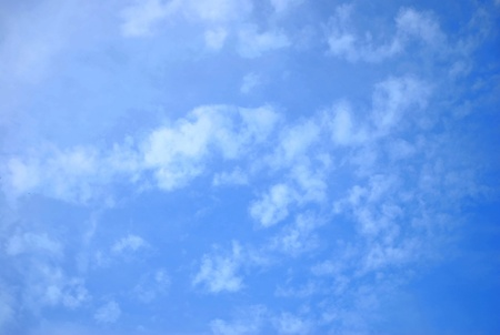 blue sky,space for write anythings.
