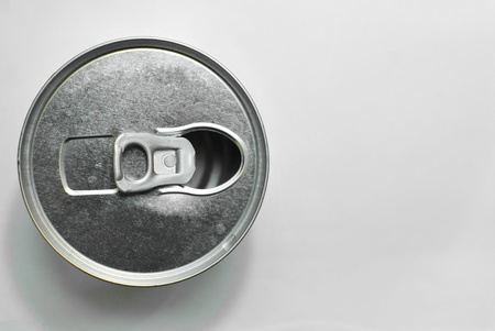 Empty can Stock Photo