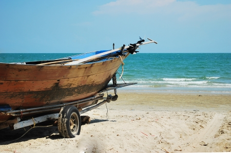 thai boat photo