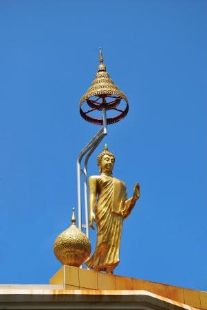 idolatry: Thai Buddha Golden Statue