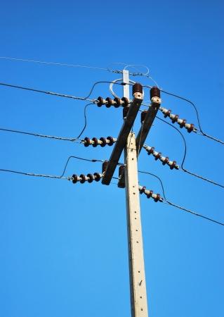 power line. photo