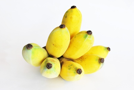 cultivated banana photo