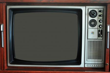 Old tv Stock Photo - 15617012