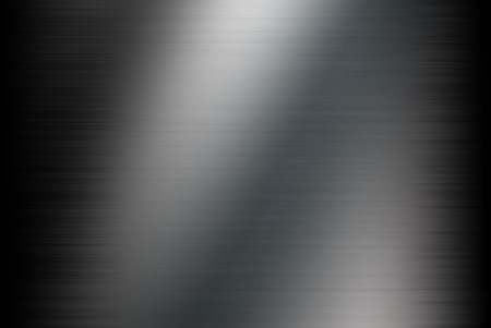 brushed metal: Brushed metal background.