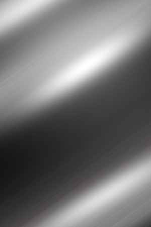 brushed metal background: Brushed metal background.