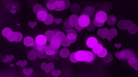 christmas background: Abstract purple Christmas background