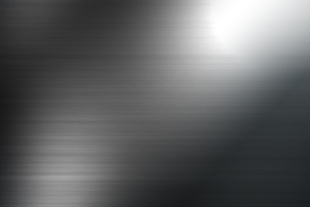 metal: Grunge brushed metal texture ; abstract industrial background Stock Photo