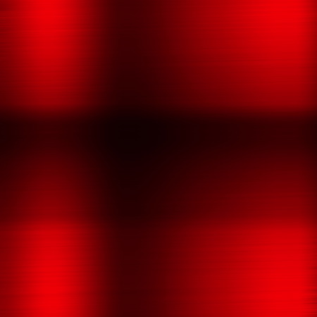 brushed: Brushed red metal, Christmas or Valentines background Stock Photo