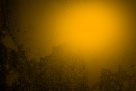 plating: Grunge brushed gold metal texture ; abstract industrial or Halloween background