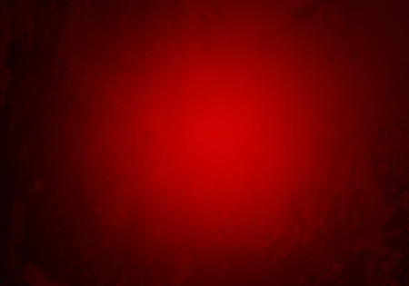 red wall: Grunge red wall background