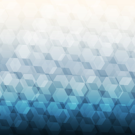 diamond plate: Design of polygonal pattern background with trendy color. Stock Photo