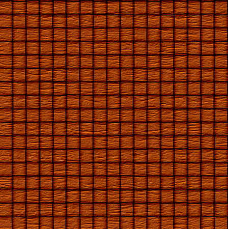 interlace: Beautiful abstract series weave of Wood background
