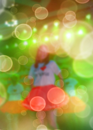 Abstract blurred background Entertainment Concert Stock Photo - 110684244